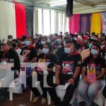 Foto: Triángulo Minero ratifica fórmula presidencial del Frente Sandinista / TN8