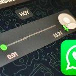 Podrás escuchar tus mensajes de voz antes de enviarlos en WhatsApp