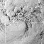 Tifón Lupit toca tierra en el sureste de China / FOTO / Twitter