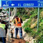 INTUR Chontales instala rótulos de señalización vial turísticas / FOTO / TN8