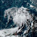 Perturbación ciclónica amenaza con convertirse en tormenta tropical en el Caribe / FOTO / TN8