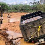Casi $10 mil millones en Cocaína encontraron las autoridades en una camioneta en La Guajira.