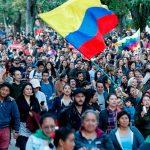 Nueva jornada de protestas contra Iván Duque en Colombia