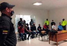 Siete soldados colombianos condenados por abuso de menor indígena