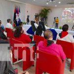 Congreso sandinista realizado en Nicaragua