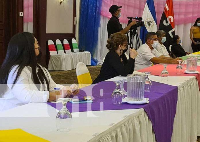 Congreso del MINED sobre prevención de embarazos en adolescentes