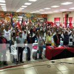 Congreso sandinista realizado en Chontales