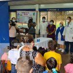 Consultas del Hospital en Mi Comunidad para familias en Managua