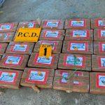 Autoridades costarricenses decomisan 3.4 toneladas de Cocaína