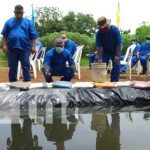 Fomento a la crianza de peces con los reos en Tipitapa
