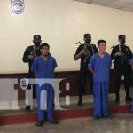 Foto: Policía captura a 8 delincuentes en Chontales / TN8