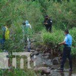 Lo encuentran a las orillas de una poza en Estelí