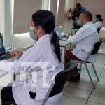 Congreso sobre temas de oncología con el cuerpo médico militar