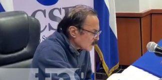 Conferencia de prensa del CSE por la cancelación a la personería jurídica del CxL