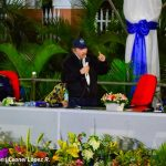 Foto: Daniel Ortega: «Nicaragua tenemos que defenderla con las leyes» / Cortesía