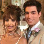 Michelle Renaud y Danilo Carrera retoman su historia de amor