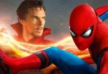 Foto: Filtran primeras imágenes de Doctor Strange en Spider-Man / Referencia