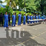 Encarcelan a 10 delincuentes en Chinandega