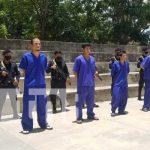 Detienen a 8 sujetos por delitos en Nueva Segovia