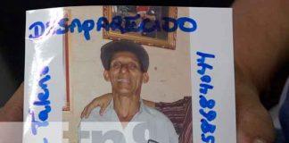 """""""Necesito encontrarlo"""": Desesperado hombre busca a su hermano en Managua / FOTO / TN8"""
