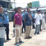 Personas detenidas por cometer diversos delitos en Carazo