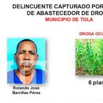 Doce sujetos de alta peligrosidad detenidos en Rivas