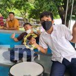 Celebración en colegio Melania Morales por el Día Nacional de Personas con Discapacidad