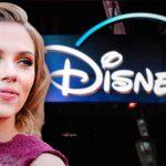 Johansson con Disney