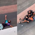 Elige a su víctima al azar en Miami