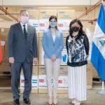 Taiwán dona al MINSA 50 unidades de concentradores de oxígeno