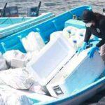 Autoridades de El Salvador incautan droga que se dirigía a México