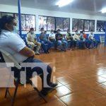 Foto: Migración y Extranjería realiza actividad en lucha contra los vicios / TN8