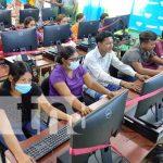 Inauguración de laboratorio para la educación técnica en Chinandega