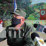 Ejército de Nicaragua brinda seguridad