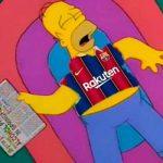 Memes no perdonan la salida de Messi del Barcelona
