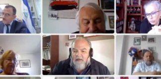 Movimientos sociales del mundo en solidaridad con Nicaragua