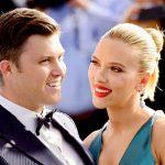 Scarlett Johansson y Colin Jost se convierten en padres