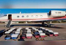 Incautan más de una tonelada de cocaína en un avión privado en Brasil