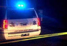 Imagen de una patrulla policia en el condado de East Baton Rouge (EE.UU.) / FOTO / Fox8live