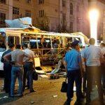 Explosión de autobús mata a uno, hiere al menos a 15 en la metrópolis rusa de Voronezh / FOTO / Vatanews
