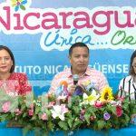 Foto: Presentan actividades de INTUR, INIFOM y MEFCCA / TN8
