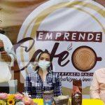 Presentación del Emprende Café en Nueva Segovia
