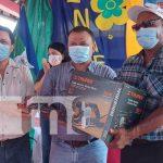 Entrega de equipos al proyecto de forestería comunitaria en el Caribe