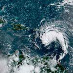 Emiten alerta en el Atlántico por tormenta tropical Fred