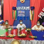 """Presentación en Nandaime del Festival Gastronómico """"Sabores de mi Patria"""""""