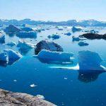 Insólita ola de calor provoca el derretimiento de hielo de Groenlandia