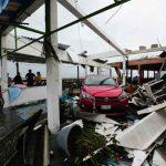 Impacto de huracán Grace en México deja saldo de 11 muertos