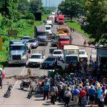 Hacen protestas y piden renuncia del Presidente en Guatemala