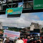 Organizaciones sociales convocan jornadas de protestas en Guatemala