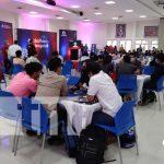 Ideathon que se desarrolla en Managua como parte del Hackathon Nicaragua
